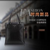 Free Shipping Howe kangaroo brief fashion male business casual handbag messenger bag classic large capacity man bags 8621 - 2