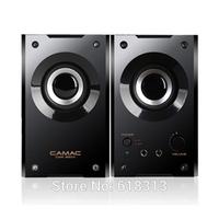 CAMAC CMK-620A AC Power Portable Music Speaker for PC / Laptop - Black