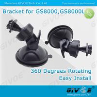 360 Degrees Sucker Design Original Rotating Mounts Holder Bracket  For GS8000 GS8000L + Very Cheap + Easy Install #A155