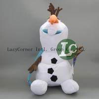 50cm Romance Snow Snowman Backpack Treasure Frozen Olaf Toy Magic Snow Adventure Romance