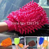 Super Mitt Microfiber Car Wash Washing Cleaning Gloves Car Washer Wholesale