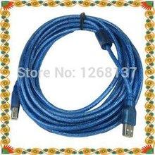 5m usb printer cable promotion