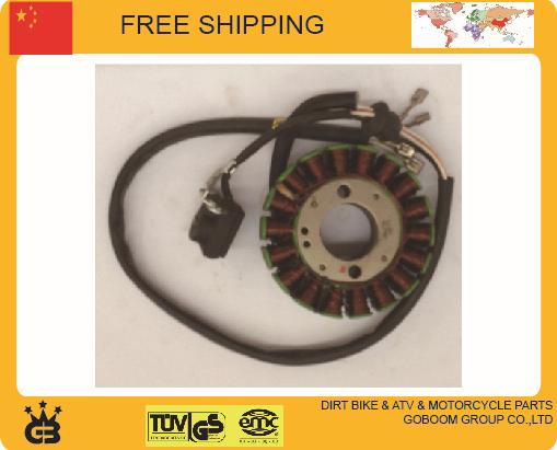 250CC JIANSHE LONCIN ATV QUAD ATV250 Magneto coil 18 coils free shipping(China (Mainland))