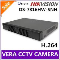 Hikvision DVR Hard Disk Video Recorder HD 4 Channel DS-7804HW-SNH 8 Channel DS-7808HW-SNH 16 Channel DS-7816HW-SNH
