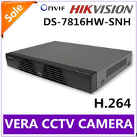 Hikvision DVR Hard Disk Video Recorder HD 4 Channel DS-7804HW-SNH 8 Channel DS-7808HW-SNH 16 Channel DS-7816HW-SNH