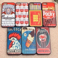 High Quality Ultra-thin Plastic Back Cover Case for iPhone 5/5S Cell Phones Bags Case for Apple iPhone 5s Cases Housings