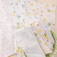 31x31cm high density cute Baby boy girl Gauze Muslin Washcloth Baby Wipe Sweat Absorbing Towel,soft Handkerchief,20pcs/lot