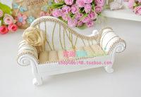 European mini-ring seat sofa furniture shiny gift F7