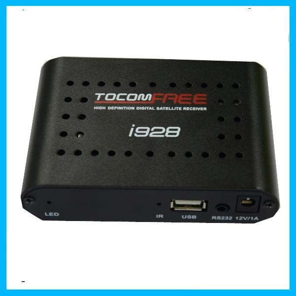 New azbox digital satellite receiver tocomfree i928 with iks Brazil(China (Mainland))
