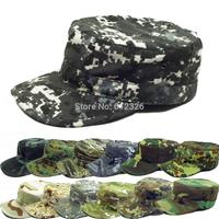 New Plain Army Cadet Military Patrol Castro Hat Hats Cap Many Colors Available