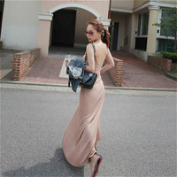 New 2014 women summer dress blouse fashion design simple  sexy style free shipping