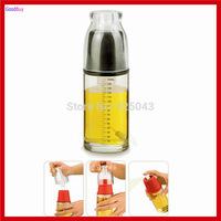 New Pneumatic type Cooking Oil Mist Maker Pump Salad Baking BBQ Kitchen oil Mist Spray Sprayer Bottle