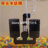 Hot Selling Hanging Type Aquarium Biochemical Sponge Filter With Fish Tank Air Pump Free Shipping