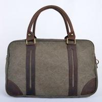 New fashion canvas totes unisex cowhide M size handbag casual shopping shoulder bag good quality can messenger wholesale