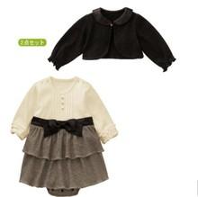 within small coat baby dress  (China (Mainland))