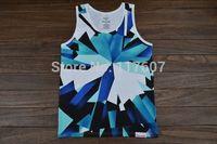 men tank top summer 2014 hip hop tank bodybuilder  gym  diamond supply summer cotton tank top cheap  free shipping
