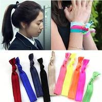 2014 sale headband acessorios para cabelo korean girl hairwear children hair knotted ring hairband wrist band a114 freeshipping