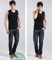 any 1pcs mens vest Tank top for man waistcoat sport v neck slim tank tops summer outdoors new gay wear wholesale brand shirts,10