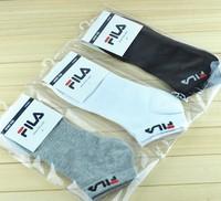 Free shipping Wholesale 2015 fashion men socks cotton Sock Classic white/black/grey Socks 10pairs/lot meias socks men