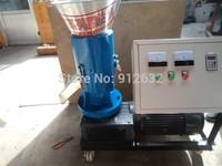 Wood/feed Pellet machine,  sawdust pellet machine, wood briquette machine, Flat-die Fuel pellet machin