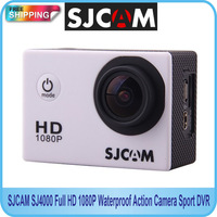 Free shipping!!Original SJ4000 Sport Action Waterproof Camera+Extra 1pcs battery+Battery Charger