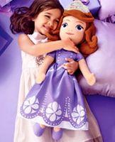 New Original princess sofia the first Cuddle Pillow Plush 50cm Wholesale Free shipping