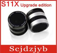 s11X New Mini Super Bass Portable Bluetooth Speaker Wireless speaker FM Radio TF Card music player For iPhone Samsung