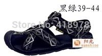 5.ten male casual sandals beach sandals lovers sandals sports sandals