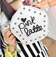 2014 New Hot Fashion Clock, Cartoon Cute Pouches Free Shipping