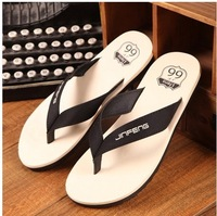 Beckham summer male sandals the trend of fashion outdoor sandals flip flops flip slippers male drag