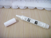 White liquid chalk dustless chalk erasable pen eco-friendly liquid chalk 6.5mm Free shipping