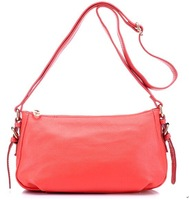 Fashion Simple Women leather Handbags Genuine Leather Shoulder Bag/Crossbody Bag  M8895