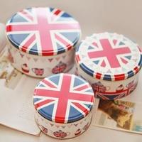 Zakka 3pcs/set fashion torx flag storage box  jewelry Box/ Retro Storage Case