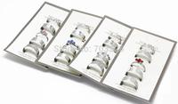 12set /lot, Fashion Rhonestone Toe Ring, Wholesale, mix colors. free shipping