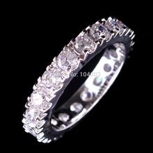 White Gold Filled Ring