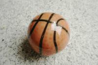 Basketball painted ceramic cartoon children room shake handle puckering Drawer chest door ceramic shake handle
