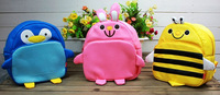 FREE SHIPPING!2014 New style PU material cartoon student backpack shoulder bag schoolbag children 008