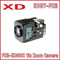 FCB-EX480C 18x Zoom Camera NTSC sony CAMERA  mini zoom camera module/small cctv  camera module