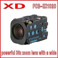 Free shipping for FCB-EX1020P  36x Zoom Camera NTSC high resolution mini zoom camera module/small PTZ camera module