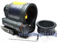 1x38 Sealed Reflex Sight (SRS) Solar Powered Red Dot Reflex Sight Scopewith Anti-Reflection Device killflash - Free shipping