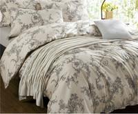 Egyptian cotton bedding set reactive printing king queen size bed set spring cotton comforter bedding sets duvet cover