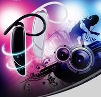 Universal Stereo Bluetooth 4.0 Wireless Headset Earphone,bluetooth clip-on stereo headphone,Multimedia bluetooth stereo headset