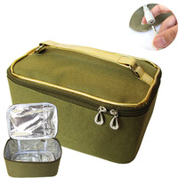 s Wholesale/retail New USB Thermal Insulation Lunch Box Food Warmer Heating Storage Container Bag