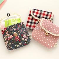Creative napkin linen napkin bag storage bag green bags cute napkins key M towel bag purse