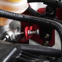Subaru 13 forester xv master cylinder sensitivity brake top