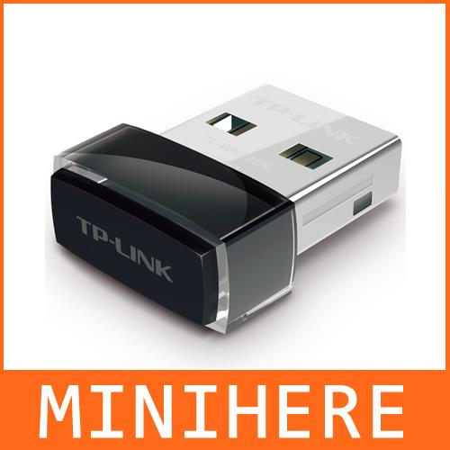 Original TP-LINK TL-WN725n USB2.0 802.11n/b/g 150Mbps Micro Mini USB Wifi/Wlan Wireless Network Adapter for Windows XP/Vista/7/8(China (Mainland))