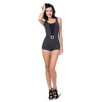 Polka Dot Print Low Cut Back One Piece Swimsuit Women Swimwear Maios E Biquinis Femininos M,L,XL 2015 New
