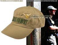 Free shipping 2014 Emerson black hawk tactical benn baseball cap PMC(Private Military Contractor)Blackhawk Embroidery Ball Cap