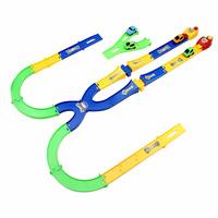 Wholesale for kids alloy car model car track slide f1 racing plastic toy dump truck educational new 2013 boy sport toys
