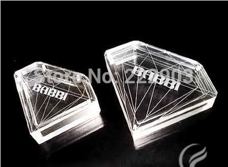 high engraved crystal diamond for couples wedding gifts(China (Mainland))